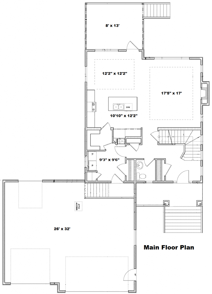 The brooklyn ii monarch homes Monarch homes floor plans