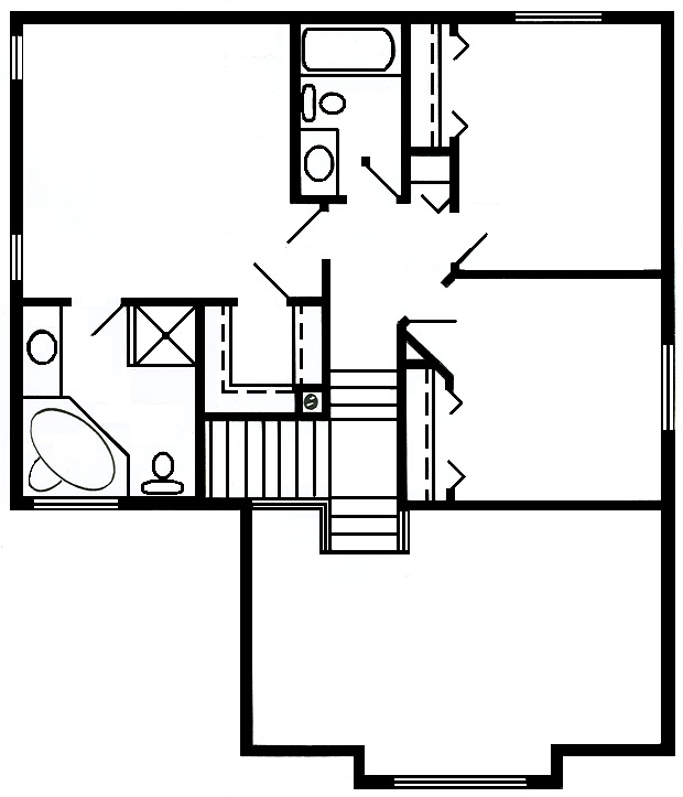 The catalina monarch homes for Modified bi level plans